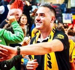 Il saluto di coach Davide Tassinari
