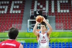 Benas Bagdonavicius alla corte di Coach Corvino