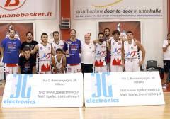 Busto Arsizio vince l'edizione 2019 con Vai Mvp. Nel torneo giovanile vittoria per saronno