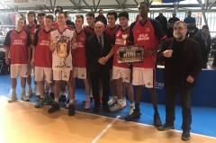 L'Emilia-Romagna U15 maschile vince il