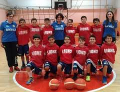 I Lions Bisceglie protagonisti del torneo internazionale di Matera