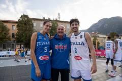 Folgaria Basketball CampFolgaria Basketball Camp presente al Festival dello Sport di Trento