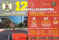 Logo 12 ore Castellammare di Stabia 2019