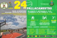 Logo 24 ore a Castellammare di Stabia 2019