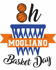 Logo 8h Mogliano Basket Day 2018