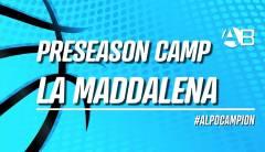 Logo I° Alpo Basket Camp