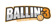 Logo Ballin'3 SpringSeason 2018