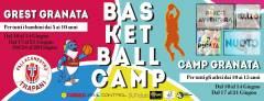Logo Basketball Camp Granata 2019