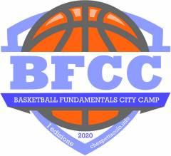 Logo Basketball Fundamentals City Camp 2020