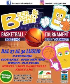 Logo Beer & Basket 2021