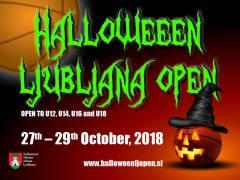 Logo Halloween Ljubljana Open 2018
