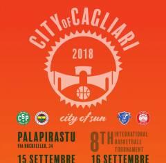 Logo VIII° IBT City of Cagliari