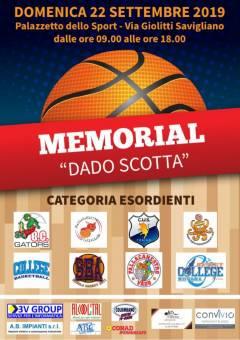 Logo II° Memorial Dado Scotta