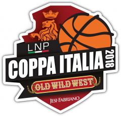 Logo Coppa Italia LNP 2018