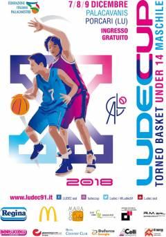 Logo Ludec Cup 2018