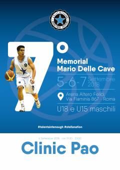 Logo VII° Memorial Delle Cave