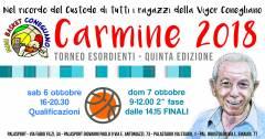 Logo I° Memorial Carmine Carugno