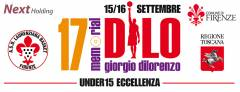 Logo XVII° Memorial Giorgio Di Lorenzo
