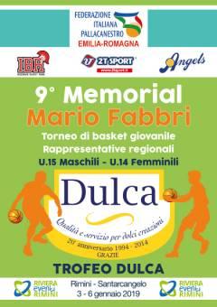 Logo IXº Memorial Mario Fabbri