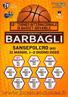 Logo Memorial Pellico Barbagli 2020