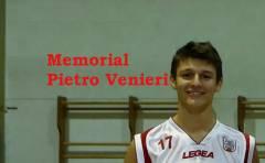 Logo III° Memorial Pietro Venieri