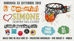 Logo VI° Memorial Simone Marrobio