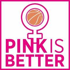 Logo III° Pink is better League