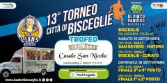 Logo XIII° Trofeo Casale San Nicola