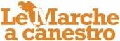 Logo Le Marche a canestro 2018