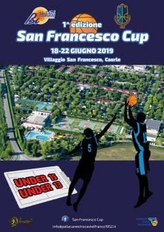 Logo San Francesco Cup 2019