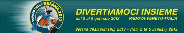 Header Torneo della Befana 2013
