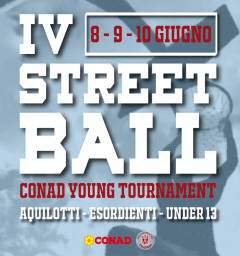 Logo IV° Streetball Young Tournament