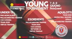 Logo V° Streetball Young Tournament