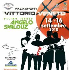 Logo X° Torneo Angelo Svalduz