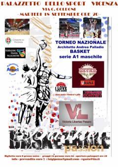 Logo I° Torneo Architetto Andrea Palladio