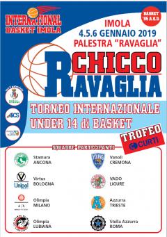 Logo XII° Torneo Chicco Ravaglia