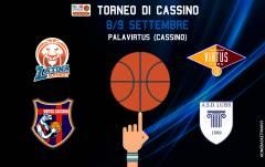 Logo II° Torneo Città di Cassino