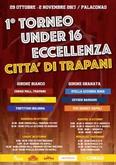 Logo I° Torneo Città di Trapani