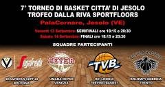Logo VIIº Torneo Internazionale Città di Jesolo