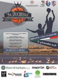 Logo I° Torneo Internazionale Sa Duchessa