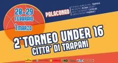 Logo Torneo Città di Trapani 2020