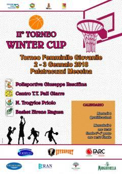 Logo II° Torneo Winter Cup