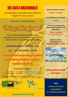 Logo Torneo di Chianciano Terme 2019