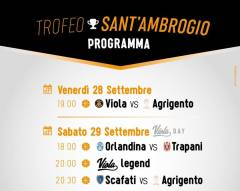 Logo XXXXVI° Torneo di Sant
