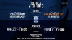 Logo XXIII° Trofeo Vito Pinto