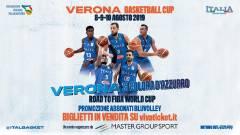 Logo Verona Basketball Cup 2019
