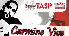 """Logo VII° Torneo 3vs3 """"Carmine Vive"""""""
