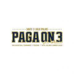 Logo Paga On 3 for Oscar - 2019
