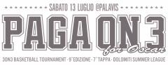 Logo Paga On 3 for Oscar - 2019