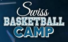 Logo Swiss Basketball Camp 2018